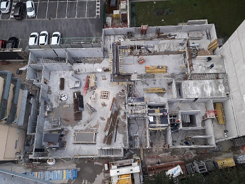 Un chantier doublement primé aux Pyramides d'Argent de Normandie grâce à la préfa KP1